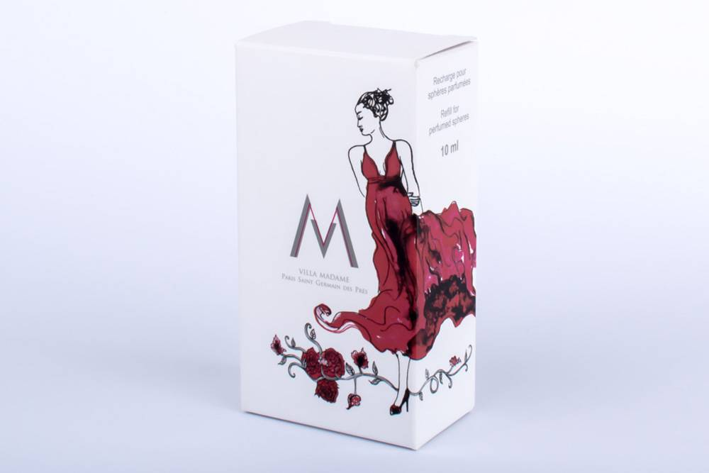 Villa Madame perfumed charging box